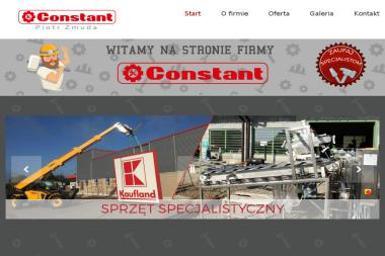 CONSTANT - Ekipa budowlana Sandomierz
