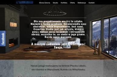 Creartive Studio - Wyposażenie wnętrz Płock