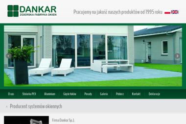 DANKAR Sp.J. - Okna drewniane Zgierz