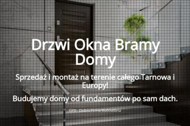 DFB - Dobra Firma Budowlana - Stolarka PCV Tarnów