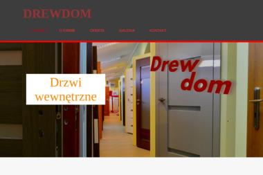 DREWDOM - Okna Drewniane Pasywne Mazańcowice