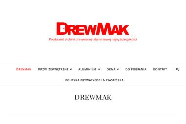 DREWMAK - Producent Drzwi Maków Mazowiecki