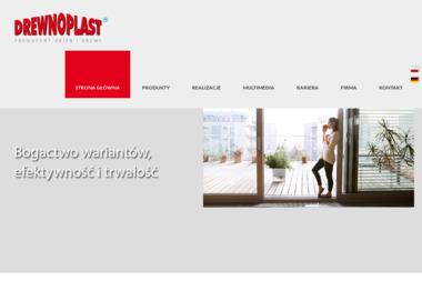 Drewnoplast - Stolarka PCV Strzelce Opolskie