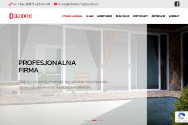 EKODOM - Naprawa Okien Giżycko