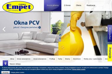Empet - Okna PCV Rypin