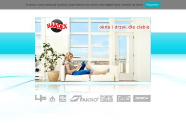 ENERGO – HANDEX - Sprzedaż Okien PCV Bieruń