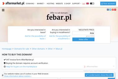 Febar - Wynajem Namiotów Imprezowych - Imprezy i uroczystoÅ›ci Szczecin