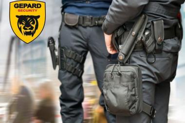 Gepard Security - Agencja ochrony Brzeszcze