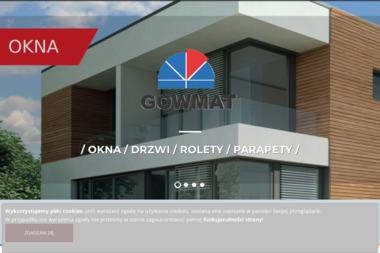 GOWMAT - Okna z PCV Gorzów Wielkopolski