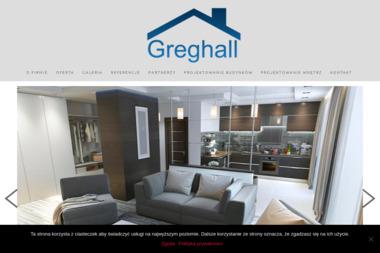 Pracownia Projektowa Greghall - Posadzki betonowe Tomaszów Mazowiecki