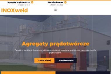 INOXweld - Wyposażenie wnętrz Strzelno