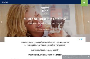 """KLINIKA WETERYNARYJNA """"CENTRUM"""" - Weterynarz Bydgoszcz"""