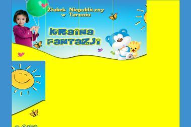Żłobek Niepubliczny - Kraina Fantazji - Żłobek Toruń