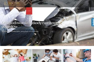 LEXTRIM Kancelaria Prawno - Finansowa Dominik Filas - Obsługa prawna firm Wrocław