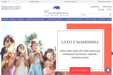 Mamissima - Producent Mebli Warszawa