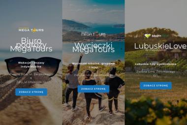 Biuro Podróży MEGA TOURS - Transport ciężarowy krajowy Zielona Góra