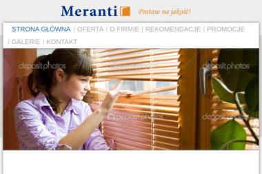 Meranti - Drzwi Zewnętrzne Piotrków Trybunalski