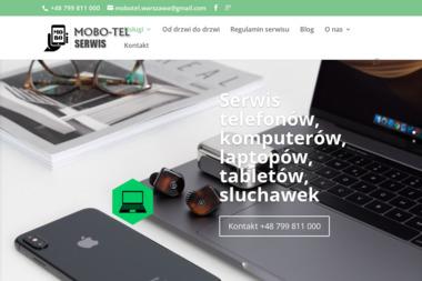 Mobotel Naprawa szybki telefonu - Serwis komputerów, telefonów, internetu Warszawa