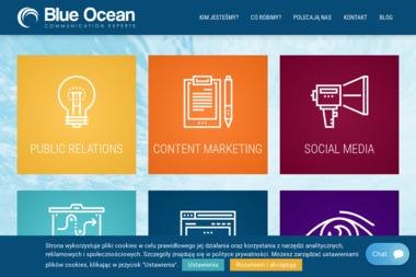 Blue Ocean - Agencja PR Pozna艅