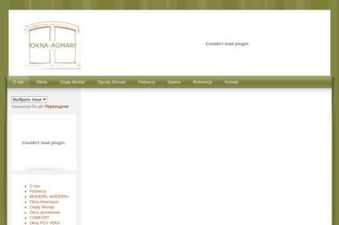 P.H.U. AGMAR - Okna aluminiowe Gryfów Śląski