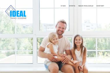 FHU Ideal - Okna PCV Nysa
