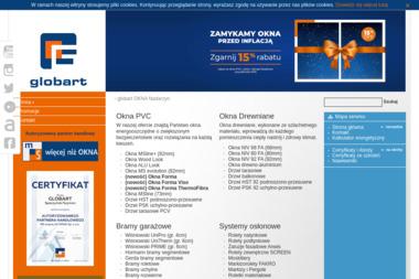 Globart OKNA - Okna PCV Nadarzyn