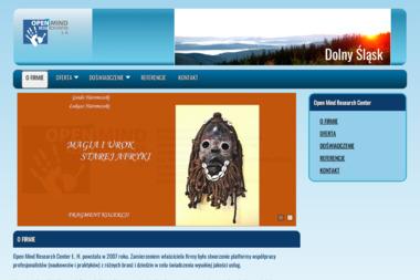 Open Mind Research Center - Dotacje unijne Bielany wrocławskie