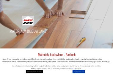 "PHU ""Panel Dom"" - Płyta karton gips Barlinek"