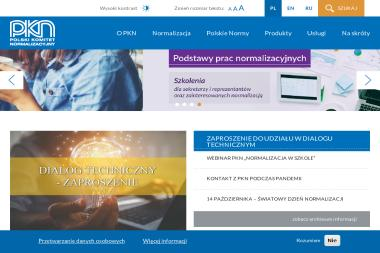 Polski Komitet Normalizacyjny Wydział Informacji Normalizacyjnej i Szkoleń - Szkolenia Łódź