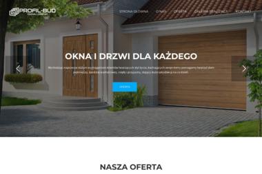Profil-Bud - Okna Drewniane Pasywne Jasło