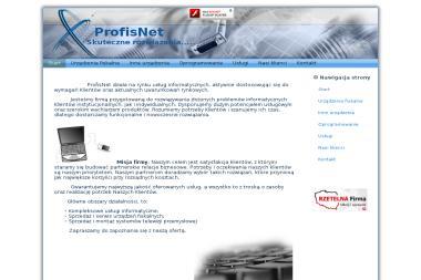 ProfisNet - Bazy danych Gdynia