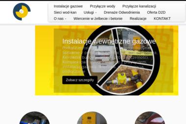 ProjektOne.pl Centrum Instalacji - Projektowanie instalacji sanitarnych Poznań