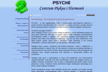 PSYCHE - Psycholog Bydgoszcz