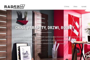 P.H.U.R. RADEX - Dostawcy i producenci Płock