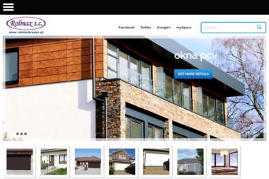 ROLMAX - Okna aluminiowe Krosno