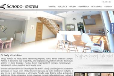 SCHODO-SYSTEM - Schody metalowe Wymysłów