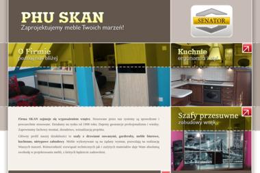 PHU SKAN - Stolarka Aluminiowa Ełk