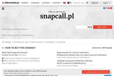 Snapcall - Badanie rynku Warszawa