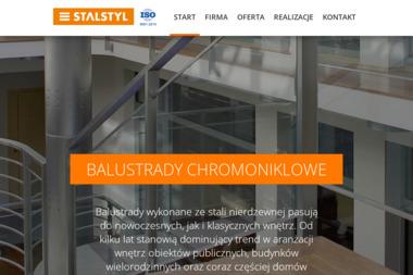 STALSTYL - Balustrady nierdzewne Rzeszów