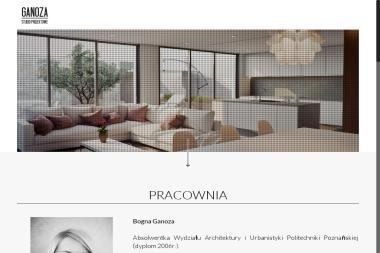 Ganoza Studio Projektowe - Usługi Budowlane Poznań