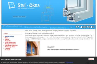 Styl Okna - Producent Okien PCV Opole