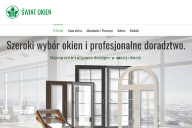 Świat Okien - Okna aluminiowe Kołobrzeg