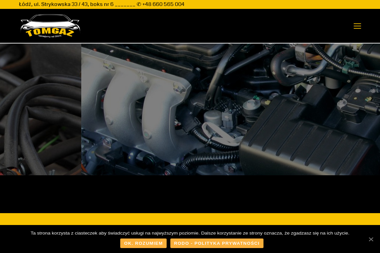 TOMGAZ - Elektryk samochodowy Łódź