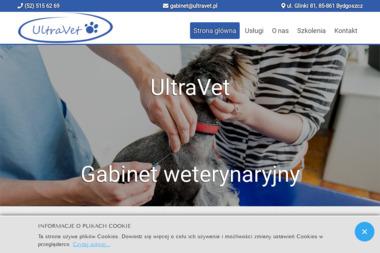 """Gabinet Weterynaryjny """"UltraVet"""" - Weterynarz Bydgoszcz"""