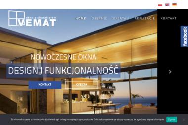 P.W. Vemat Mateja Zbigniew - Okna Tomaszów Lubelski