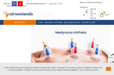 Zdrowolandia Materace Ortopedyczne - Sprzęt rehabilitacyjny Kraków