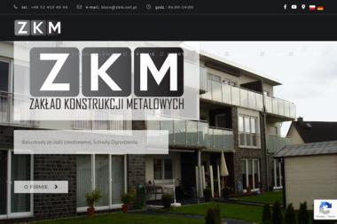 Zakład Konstrukcji Metalowych Marek Kurasz - Balustrady Nierdzewne Racibórz