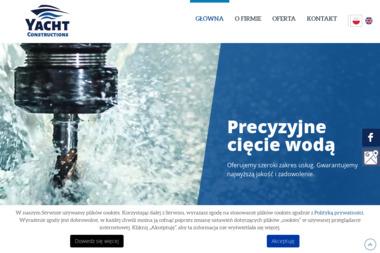 PHU YACHT CONSTRUCTION LISZKA STANIŁAW - Balustrady szklane Gdańsk