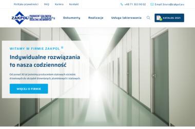 Zakpol. Jerzy Zakonek - Okna PCV Oława