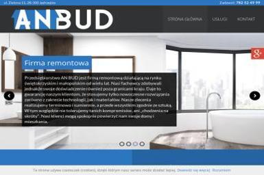 ANBUD - Remonty mieszkań Jędrzejów